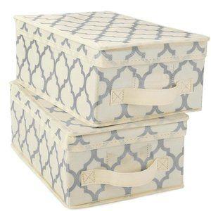 Huggable Hangers 2pc Shoes & More Foldable Boxes